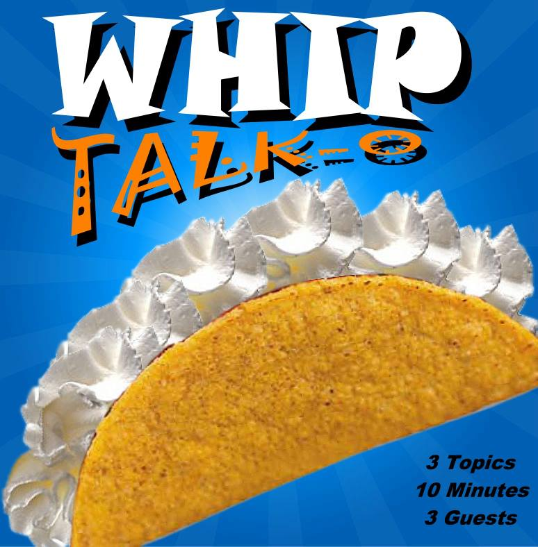 Alway Funny: Whip Talk-O's Jose Bacio and Vinny Genovesi