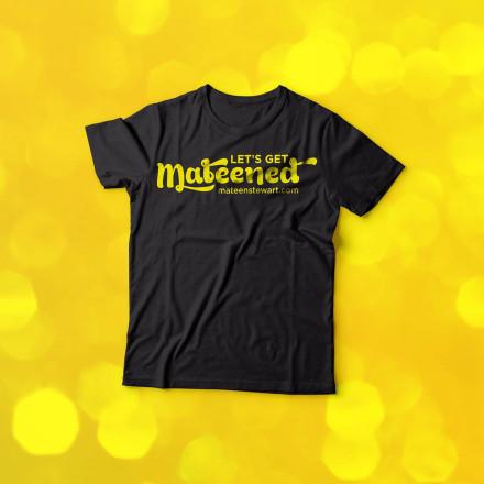 Get Mateened T-Shirt
