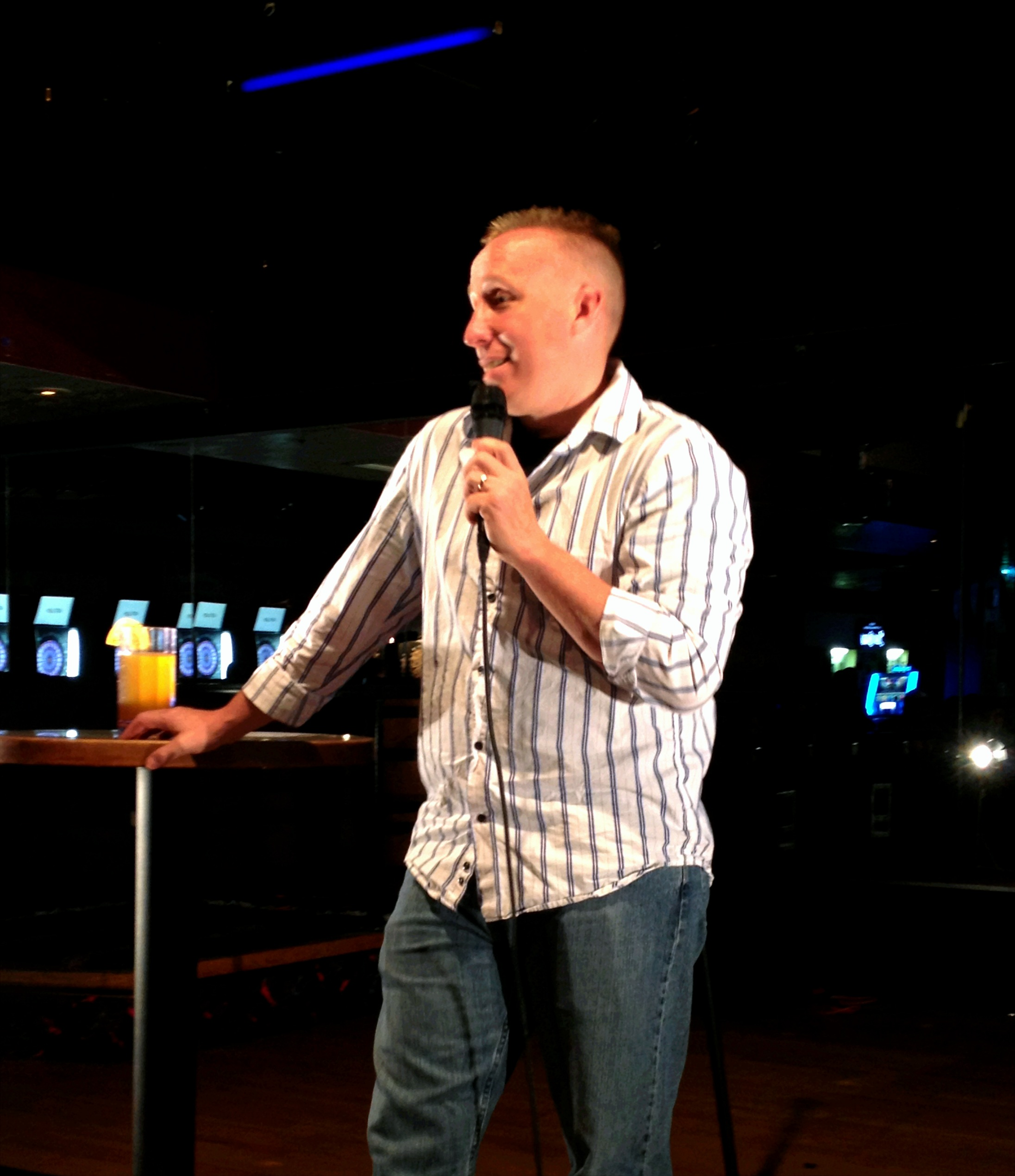 Always Funny: K-Town Komedy's – The Farewell Roast of Steve McInelly
