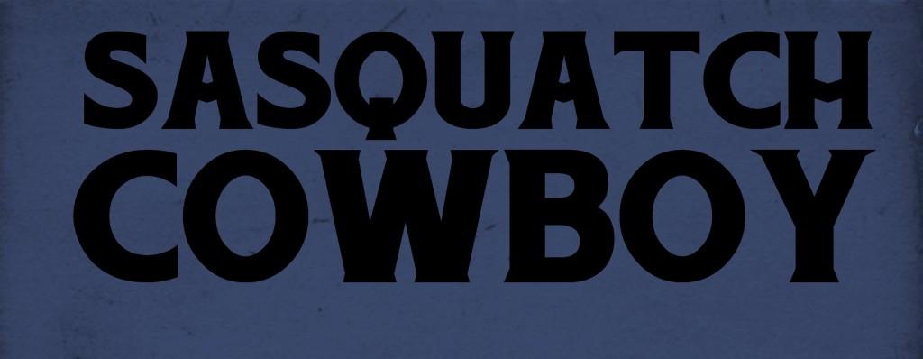 Sasquatch Cowboy