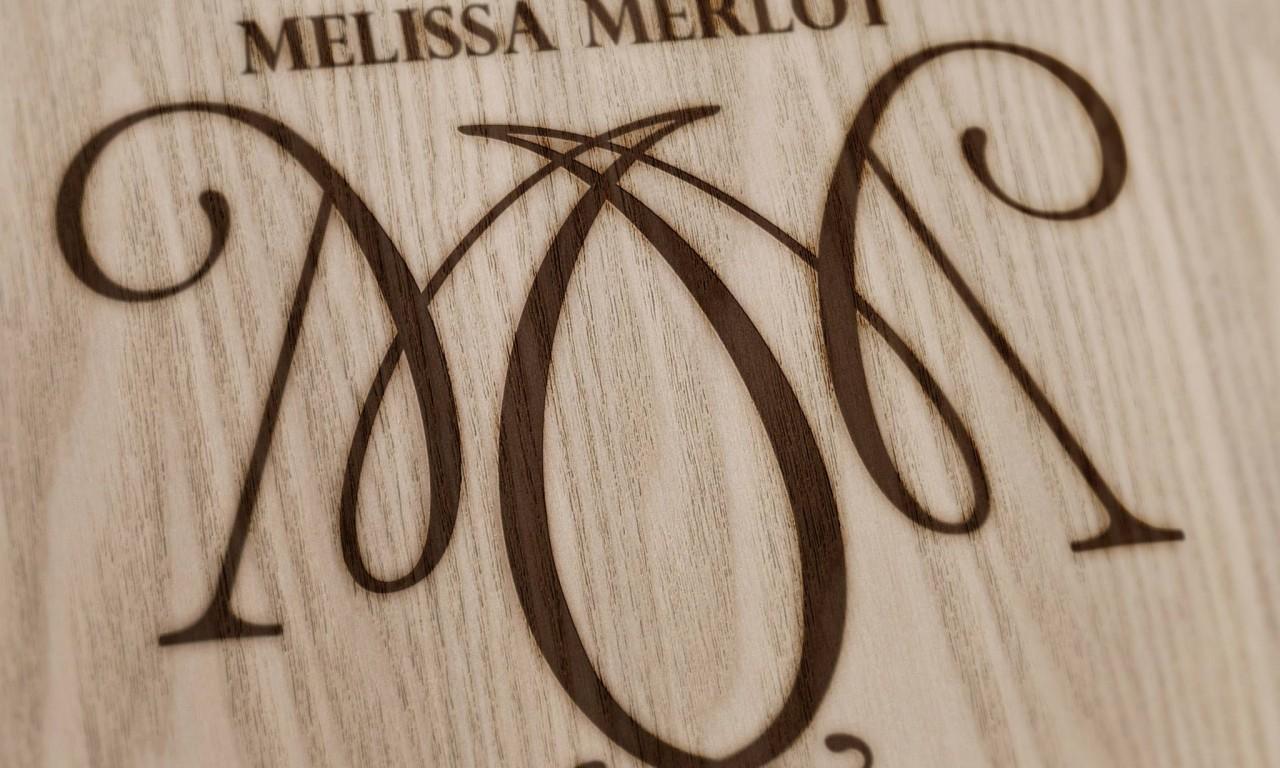 Melissa Merlot Logo