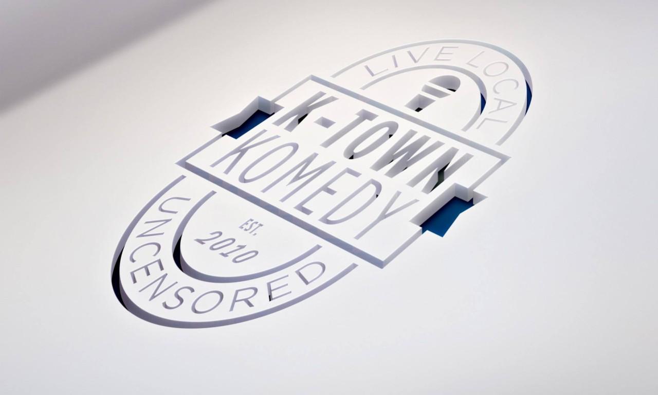 K- Town Komedy Logo