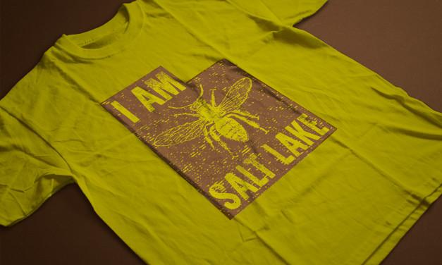 I Am Salt Lake Podcast T-shirt