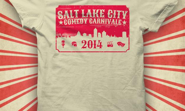 Salt Lake Comedy Carnivale Shirt