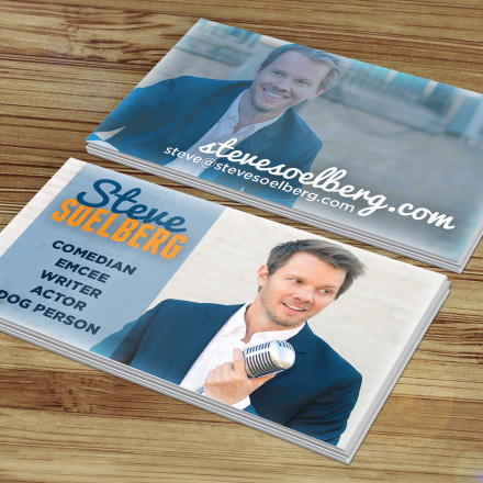 Steve Soelberg Business Card
