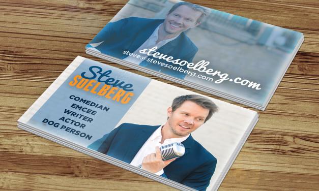 Steve Soelberg Business Card